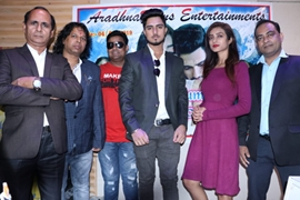 Producer Binod Singh's Music Video Will Be Shot In Filmy Style