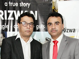 Rizwan  Biopic Movie Is Based On Famous Businessman Of Africa Mr  Rizwan Adatia