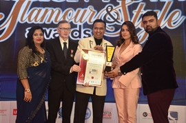 Passion Vista Glamour And Style Awards  Held On 22nd June 19