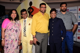 Ample Missiion Founder Dr Aneel Kashi Murarka Felicitated the Real Heroes of Life with The Shoorveer Awards  And Bharat Prerna Awards 2019