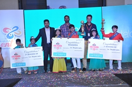 Rio Kids Fashion Week Held In Bangalore