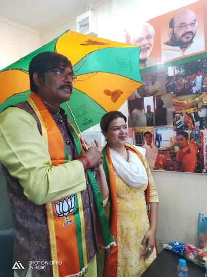 BJP Leader And Social Worker Vishal Bhagat's Birthday Celebrated In Mumbai