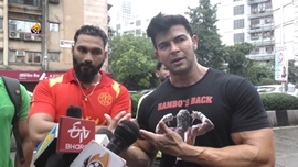India's Fitness Icon Sahil Khan Takes A Stand For His Gold Gym Trainer