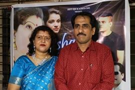 Song Recording of Hindi Album Ishq To Hona Hi Tha  Held At Mumbai