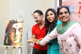 Launch Of Inner Ziva A Meditation And Breakfast Club  With Dr Naavnidhi K Wadhwa And Shaina NC