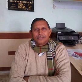 Gwalior resident Uday Pratap Sharma cheated crores, Neeraj Sharma made serious allegations