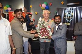 AMERICA'S  GYM  WARRR-TOWN  COMES TO MUMBAI
