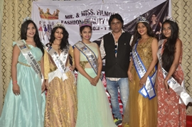 Press Meet Of  Mr And  Miss Filmora  Fashion Reality Show Season-1