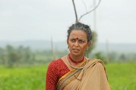Bollywood Actress Bidita bag Walked Barefoot For Daya Bai Biopic