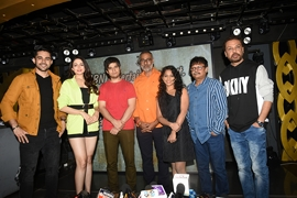 COMPLETION ANNOUNCEMENT OF THE FILM  KABAAD- THE COIN