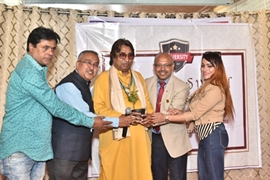 Excellent Leadership Award 2020 by Anandshree Organization  Got Excellent Response