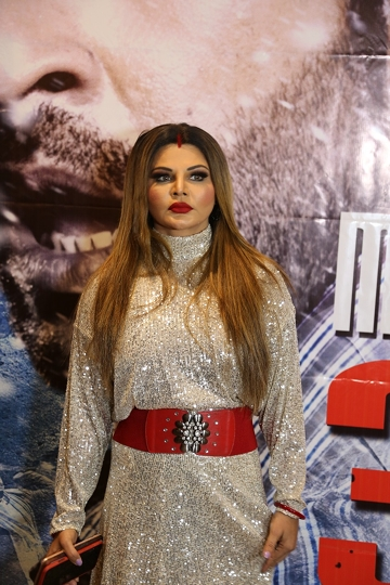 RAKHI SAWANT'S BROTHER DIRECTOR RAKESH SAWANT CHALLENGES SHIKARA MOVIE WITH HIS MOVIE MUDDA 370 J&K