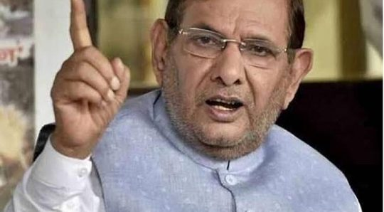 Sharad Yadav : To Fight Corona Disease State Government Did Not Take Appropriate Steps