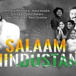 Everyone Is Saying Salaam Hindustan