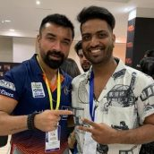 Rajesh Kumar Sheshmal Kalal Choreographer In The Bollywood Industry And A Fitness Trainer