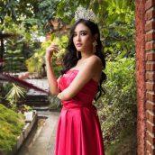 Joya Sapam – Winner Of  Crown Of IAWA MISS INDIA 2020