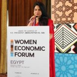 Dr V V Manjula Kumari Honoured With Exceptional Woman of Excellence In Women Economic Forum Egypt In March 2020