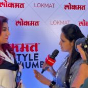 Dr  Naavnedhi K Wwadhwa Is Awarded The Lokmat Lifestyle Icon 2020 As Meditation Guru And Fortune Teller