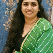 Neha Prasad Kamat Pai An Author And Social Activist Winner Of IAWA Women's Achievers Award SDP