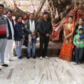 Shooting of 3 Bahuraniyaans Started From Maa Bhagwati Temple In Varanasi