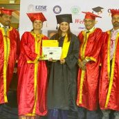 Actress Anara Gupta Now Becomes A Doctor – International University Conferred Her Doctorate