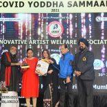 IAWA and Amarcine Production Presented EK SHAAM CORONA YODHAO KE NAAM