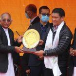 Arunachal CM Inaugurates Don Bosco College Stadium