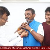 Dr  Aneel Kashi Murarka And Comedian Raju Srivastav Stand Up For Innocent  Man Jailed For 20 Years