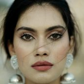 Namrata Sharma Shoots For Look Test For Film Manaali Cream  A New Venture Of Writer Director Alok Shrivastava