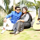 Rahul Boss And  Karnika Mandal Starrer Sanam Mere Sanam Romantic Song Released on Ultra Cinema