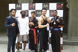 Tiger Shroff And Remo D'souza To Felicitate The Winners Of IKBA With Ziauddin Khatib