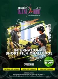 Indywood Talent Hunt To Organize International Short Filmmaking Festival 2019