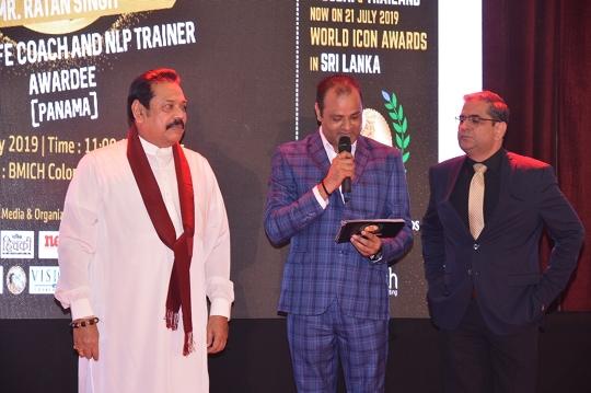 World Icon Award In Sri Lanka