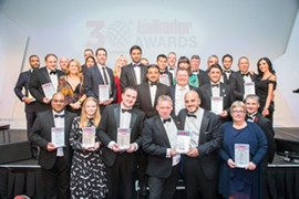 Justin Whittaker Honored With Food To Go Retailer Award In The Asian Trader Awards 2019