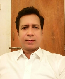 Actor Sanjeev Pandey  Who Is Playing An Important Role In Abhishek Bachchan's Next The Big Bull