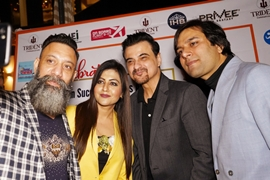 Actor Sanjay Kapoor Launches Awards & Beauty Pageant Events As Chief Guest NITE OF GLAMOUR  GLITTER & RECOGNITION
