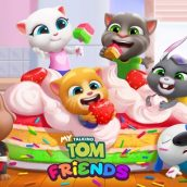 My Talking Tom Friends Is Now Available Worldwide Don't Miss Out On The Next-Gen Family Fun!