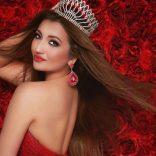 Shree Saini At National Stage Of Miss World America