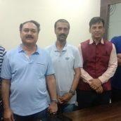 Uttar Bhartiya Chamber of Commerce and Industries Established In New Mumbai On 13 Dec 2020
