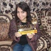 Simple Chhabra Advocate Winner Of Women's Achievers Award