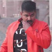 Pawan Singh completed shooting of the film Mera Bharat Mahan in the same schedule in Jaunpur and Lucknow
